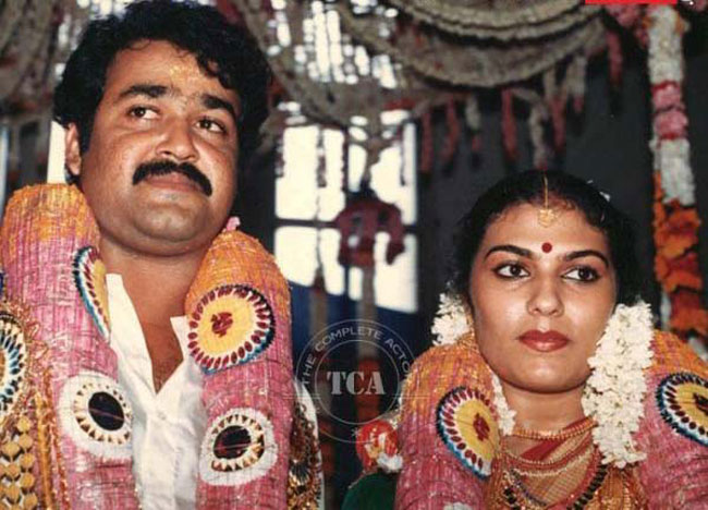 mohanlal wedding video